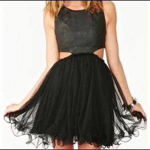 UNIF Prima Babydoll Dress